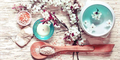 Pamper Yourself - pure indulgence workshop