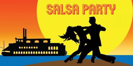 Noche de salsa · Noche Latina · Salsa Night