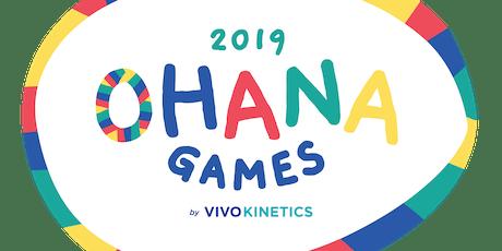 OHANA Games 2019 tickets