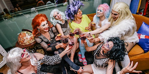 Drag Queen Cooking Party