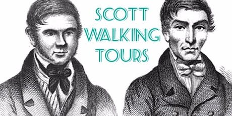 *Free* Burke and Hare walking tour - doon the close and up the stair... tickets