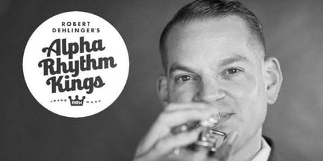 4th Saturday Swing with Alpha Rhythm Kings plus Dance Lesson  tickets