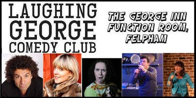 Laughing George Comedy Club 1st November 2019