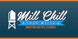 Mill Chill 4-Miler, Food Trucks, Craft Beer, & Live...