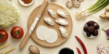 Dumpling Party - Cooking Class! tickets