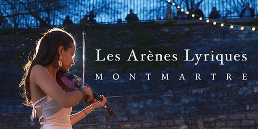 Exceptional Open air classical Nights in Paris -Les Arènes Lyriques
