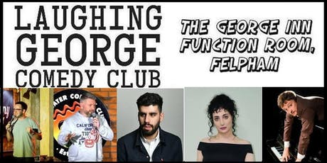 Laughing George Comedy Club 6th December 2019 tickets