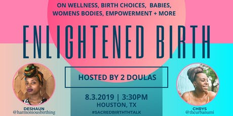 Enlightened Birth: a Sacred Conversation tickets