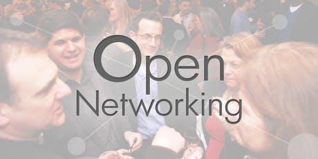 Open Networking - business networking tickets