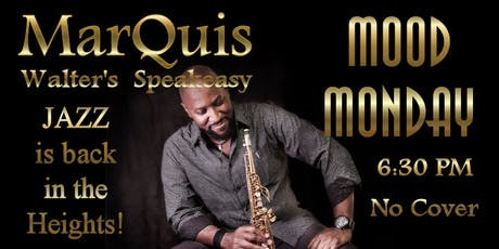 MOOD Mondays Smooth Jazz tickets