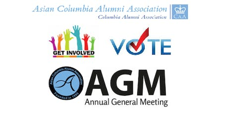 ACAA- AGM Annual General Meeting & Director Election tickets