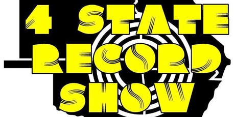 4 State Record Show tickets