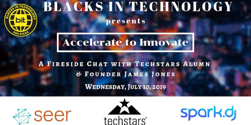 Accelerate to Innovate: Fireside Chat with Techstars Alumn James Jones