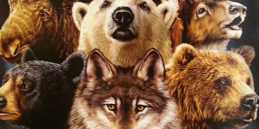 Women's Full Moon Healing Circle: Power Animals