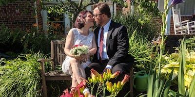 Ionela's & Jim's Wedding