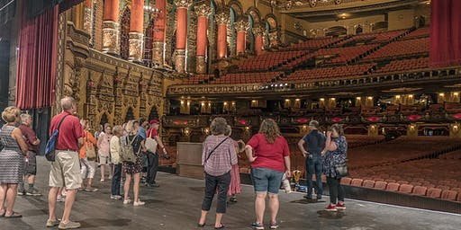 Preservation Detroit's 31st Annual Theatre Tour