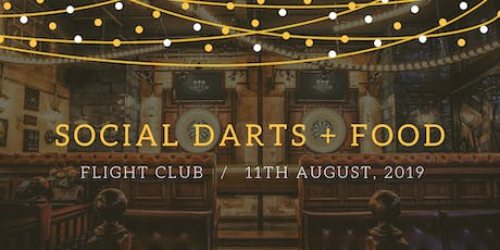 Summer EB Social - Flight Club Darts tickets