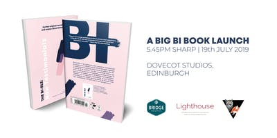 A BIG BI BOOK LAUNCH!