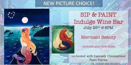 Mermaid Beauty Paint @ Indulge tickets