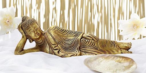 """Meditatives Yoga """"esence of relaxation"""""""