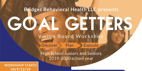Goal Getters: Vision Board Workshop for High School Juniors and Seniors tickets