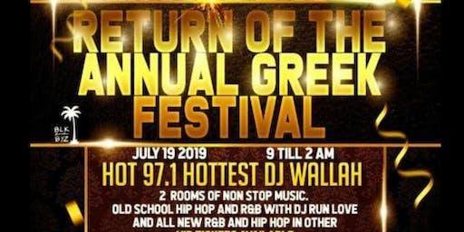 Return of the Jersey Shore Greek Festival
