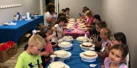Kids Cake Decorating Night tickets