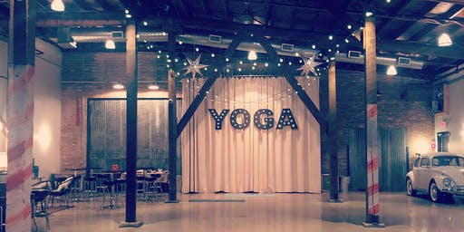 Warehouse Yoga and Wine