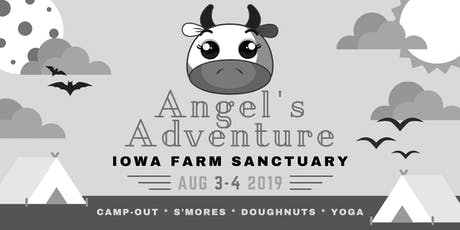 Angel's Adventure at Iowa Farm Sanctuary tickets
