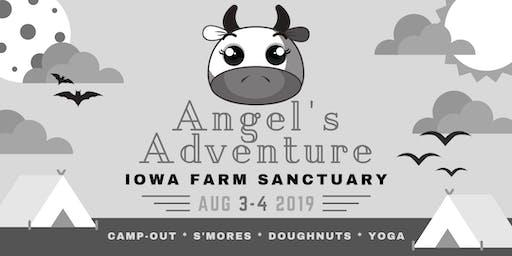 Angel's Adventure at Iowa Farm Sanctuary