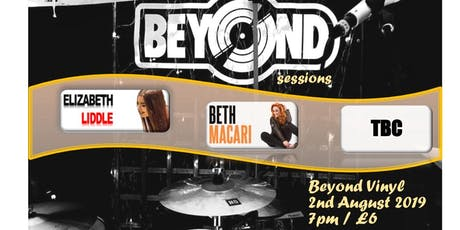 """Beyond Events Presents - """"The Beyond Sessions"""" tickets"""