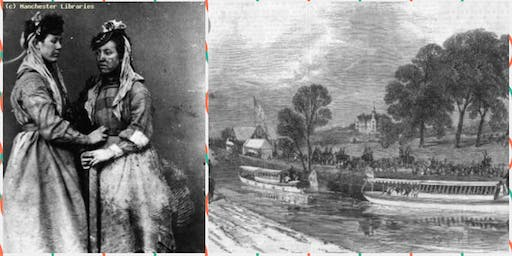 Who's That Girl?   Women of the Bridgewater Canal.