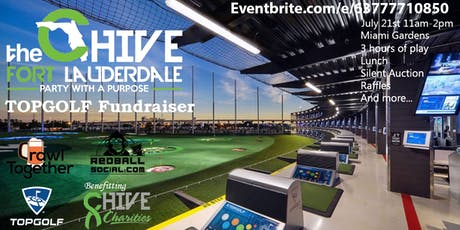Topgolf Social Fundraiser with theChive and Friends tickets