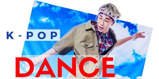Edinburgh: K-POP Workshop UK Tour(With Theo Song)