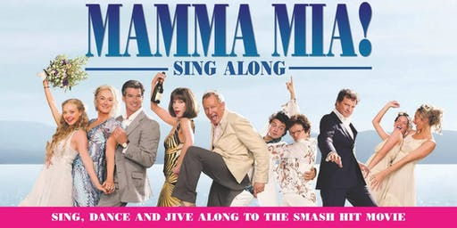 Mamma Mia Sing-Along at the Palace Theatre