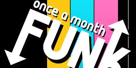 Copy of Once a Month Funk @The Palladium at Hales Ales - AUGUST tickets