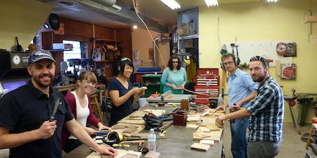 Basic Woodworking with Marc Reeve-Newson tickets