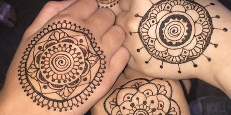 Reiki Charged Henna from Made by Mabel tickets