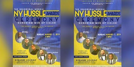 Inaugural NY Hussle Award Ceremony tickets