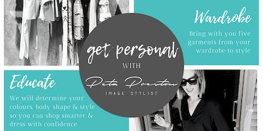 Get Personal with Peta Preston