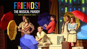 """FRIENDS! The Musical Parody"""