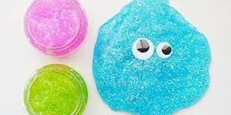 Slime Making & Craft Day tickets