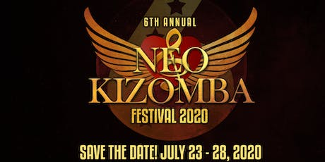6th Annual Neo Kizomba Festival tickets
