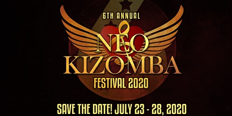 6th Annual Neo Kizomba Festival tickets