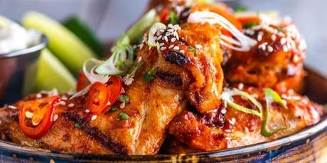 Wings Wednesday: 2 for 1 tickets