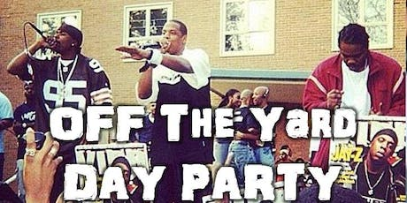 HU Off The Yard Day Party Howard Homecoming tickets