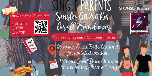 """Pre-Thanksgiving Single Parents Get2gether"": Make sure to book the babysitter 2 find the 1"