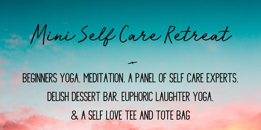 Mini Self Care Retreat! Presented by The Orlando Dog Mom Club