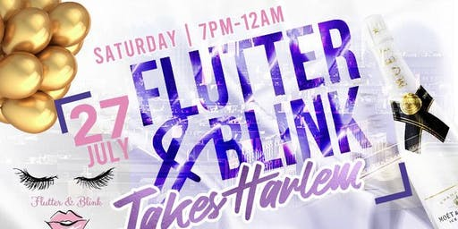 Flutter&Blink Takes Harlem Pop up Shop