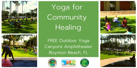 FREE Yoga For Community Healing tickets